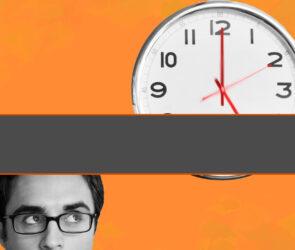 La Planeación del Tiempo