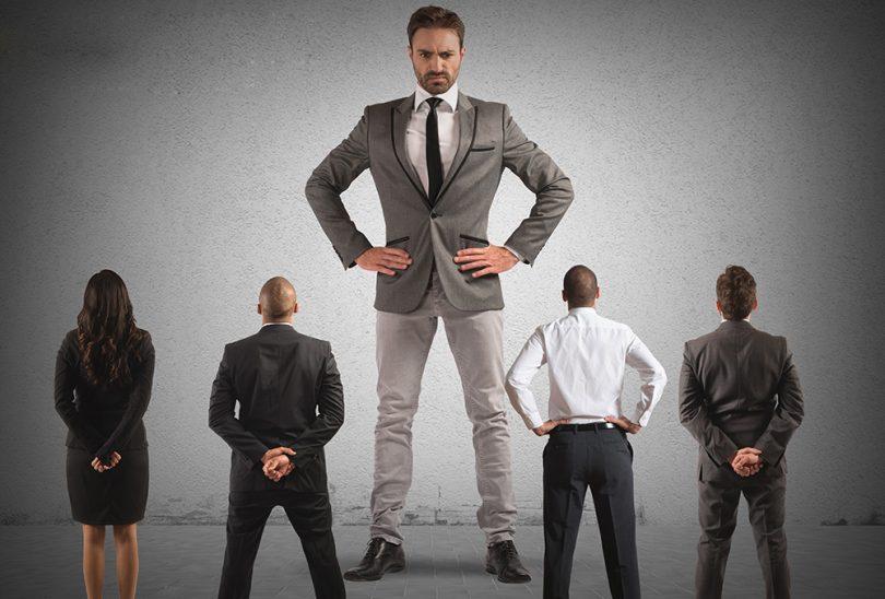 """Síndrome de Hybris: Cuando el CEO """"enferma"""""""