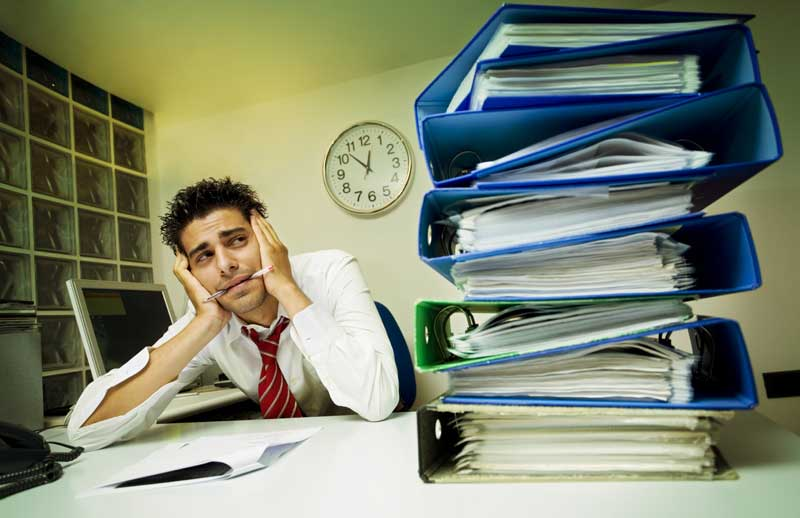 Burnout: ¿y si se quema el fusible del CEO?