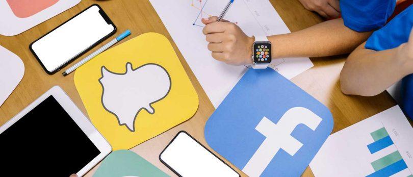 Mayor descubrimiento y visibilidad de marca con marketing en redes sociales
