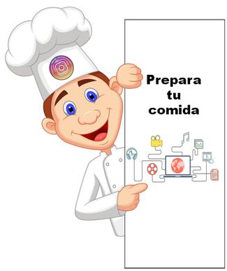 Prepara tu comida